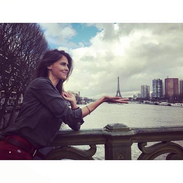 Ophélie va-t-elle mettre Paris à ses pieds ?