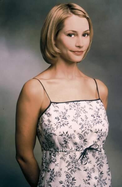 Andy, la soeur de Jack, jouée par Meredith Monroe