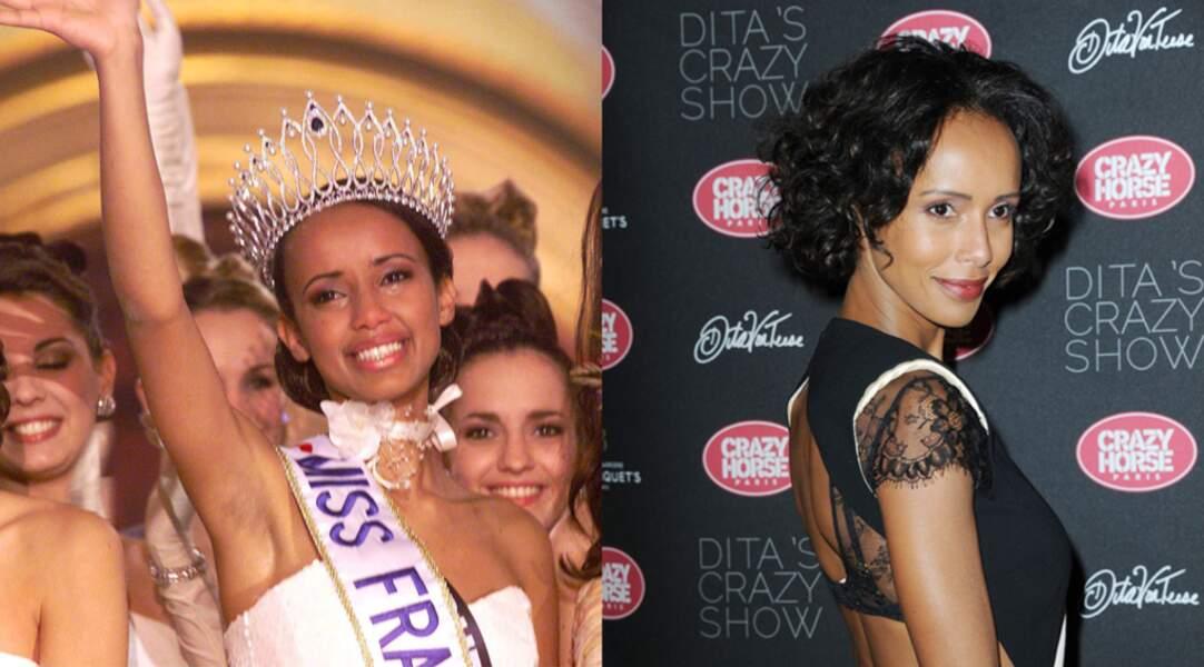 Sonia Rolland notre Miss France 2000 s'est depuis reconvertie en actrice !