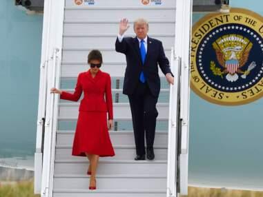 Melania et Donald Trump à Paris : les images les plus marquantes de leur visite à Brigitte et Emmanuel Macron
