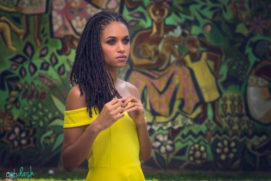Voici Miss Jamaïque, Sanneta Myrie