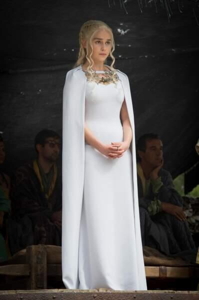 Voici la reine dans la saison 6 de Game of Thrones