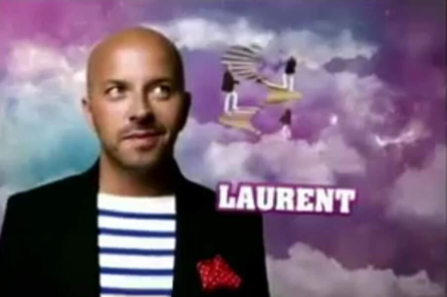 """Laurent (Saison 2). Son secret : """"Je suis prêtre anglican"""""""