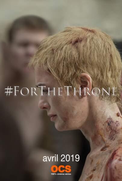 """Cersei a connu """"la marche de la honte"""". Une marche qu'elle n'oublie pas…"""