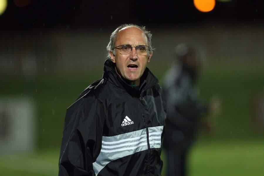 ... et est aujourd'hui directeur sportif du Stade Olympique Choletais, club amateur