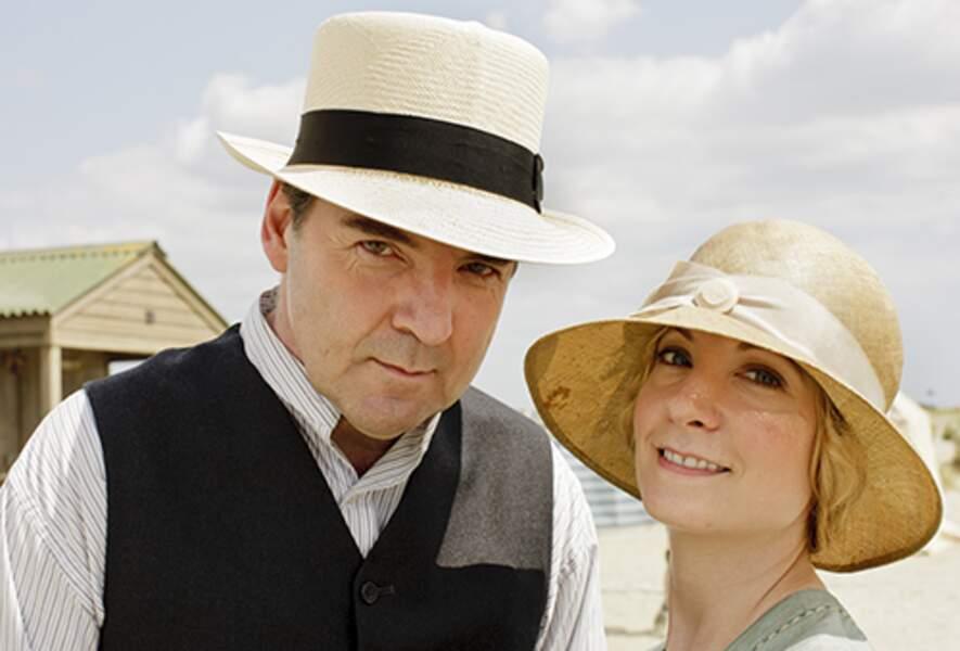 John Bates et Anna Bates