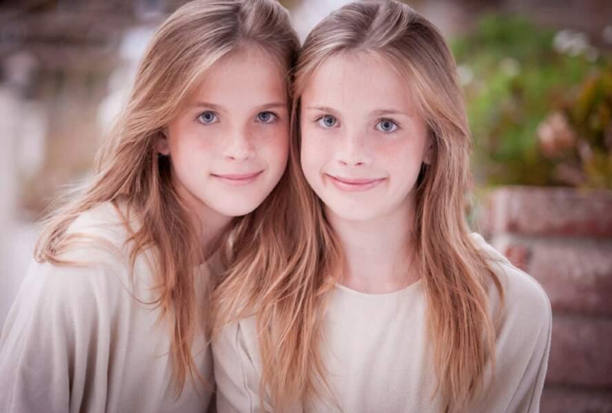Incarnée par des jumelles qui ont bien grandi depuis : Noelle et Cali Sheldon !