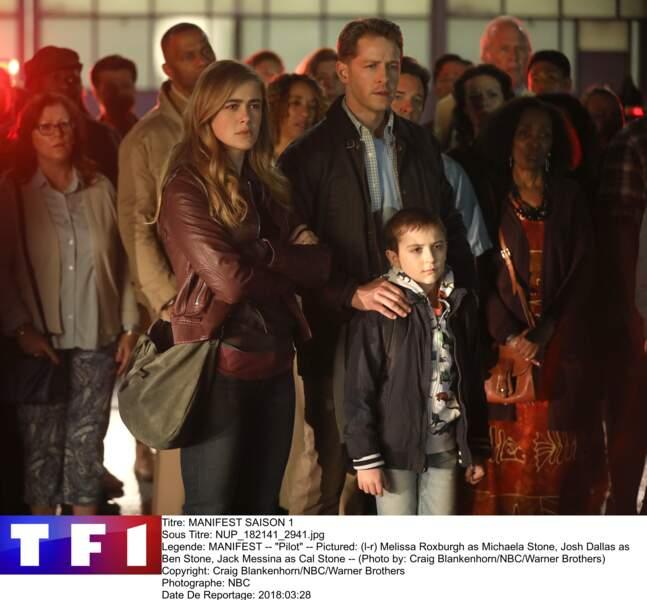 La série met en avant la famille Stone : Michaela et Ben, frère et soeur, et les enfants de ce dernier