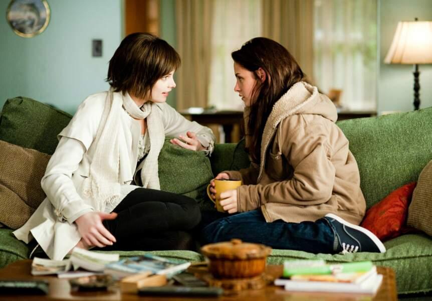 Ashley Greene joue Alice Cullen, petite amié de Jasper et fille adoptive des Cullen