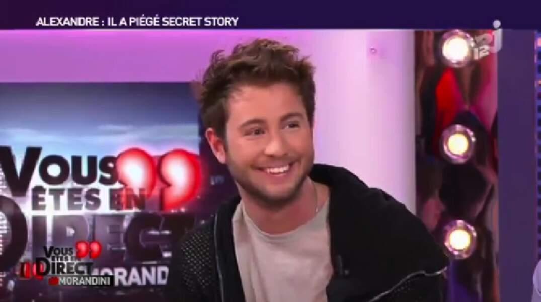 Alexandre Gérard (Saison 6) espère un jour être acteur