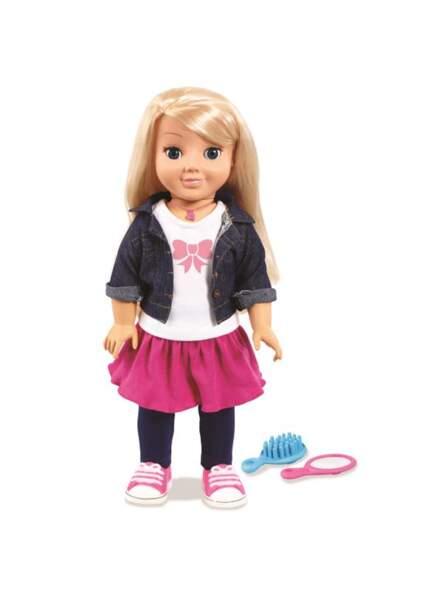 """Cette jolie poupée """"Mon amie Cayla Vivid"""" deviendra très vite la meilleure amie de nombreuses petites filles"""