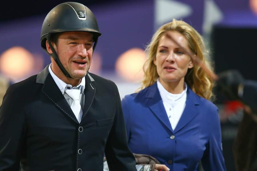 Avec sa troisième épouse, Vanessa Broussouloux, avec qui il a été marié de 2011 à 2016.