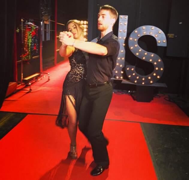 Point Danse avec les Stars : malgré le soutien du public, EnjoyPhoenix a été éliminée du concours. Snif.