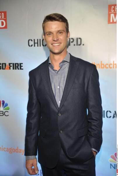 Jesse Spencer est désormais l'une des têtes de liste de la série Chicago Fire