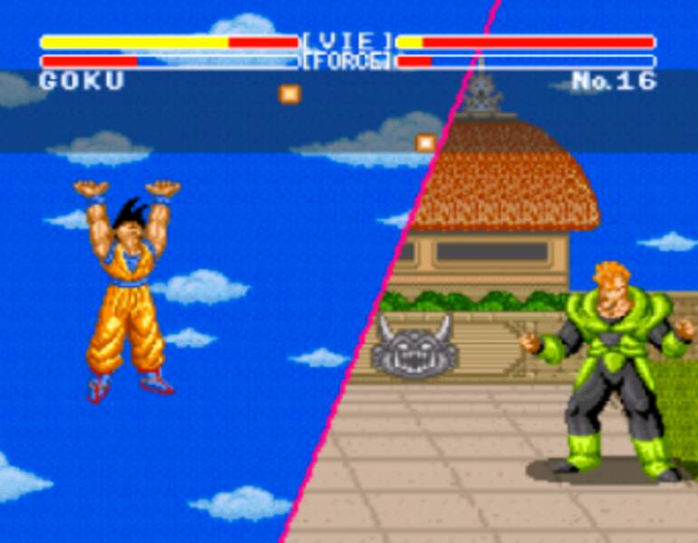 Dragon Ball Z : Super Butōden (1993 - Super Nintendo)