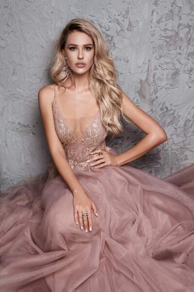 Karina Zhosan, Miss Ukraine