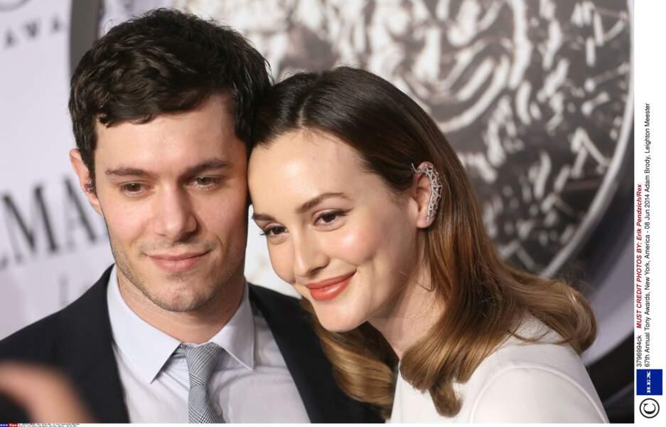 Leighton Meester a épousé l'acteur de Newport Beach Adam Brody