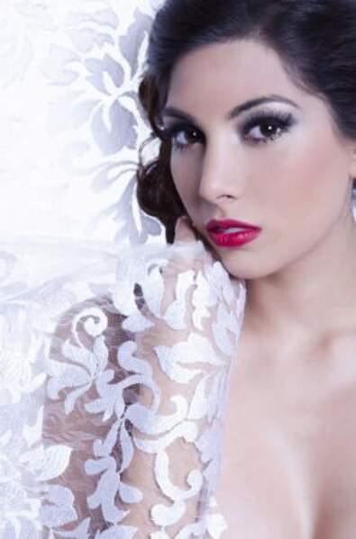 Voici Vivian Serrana Llanos, Miss Bolivie