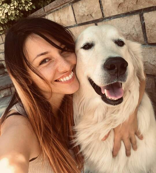 L'ancienne Miss France Delphine Wespiser a toujours milité pour défendre les animaux