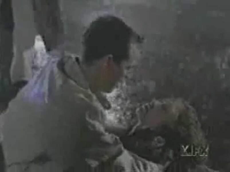 Beverly Hills : Tony, épouse de Dylan McKay depuis quelques heures, est assassinée...