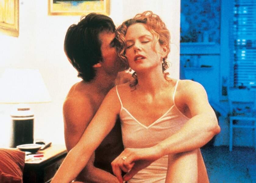 En 1999, elle retrouve son époux Tom Cruise dans Eyes Wide Shut