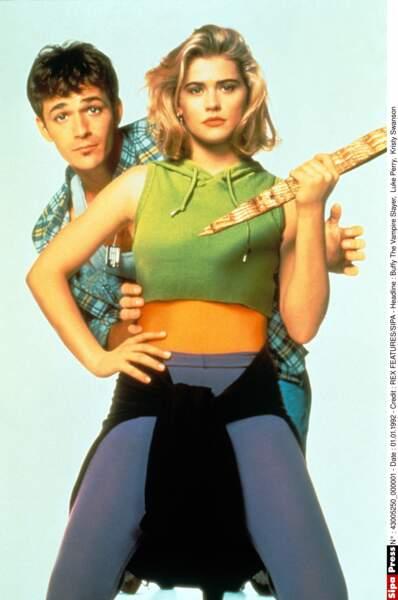 En 1992, il incarne Oliver Pike dans le film Buffy, tueuse de vampires avec Kristy Swanson