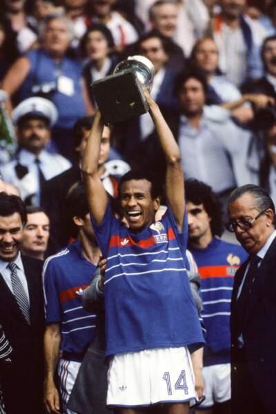 Si les Bleus sont allés jusqu'en finale, c'est grâce à Jean Tigana et sa sublime passe à Platini en demi