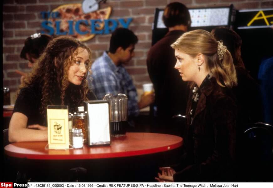 Michelle Beaudoin incarnait Jenny, la meilleure amie de Sabrina... avant de disparaître des radars