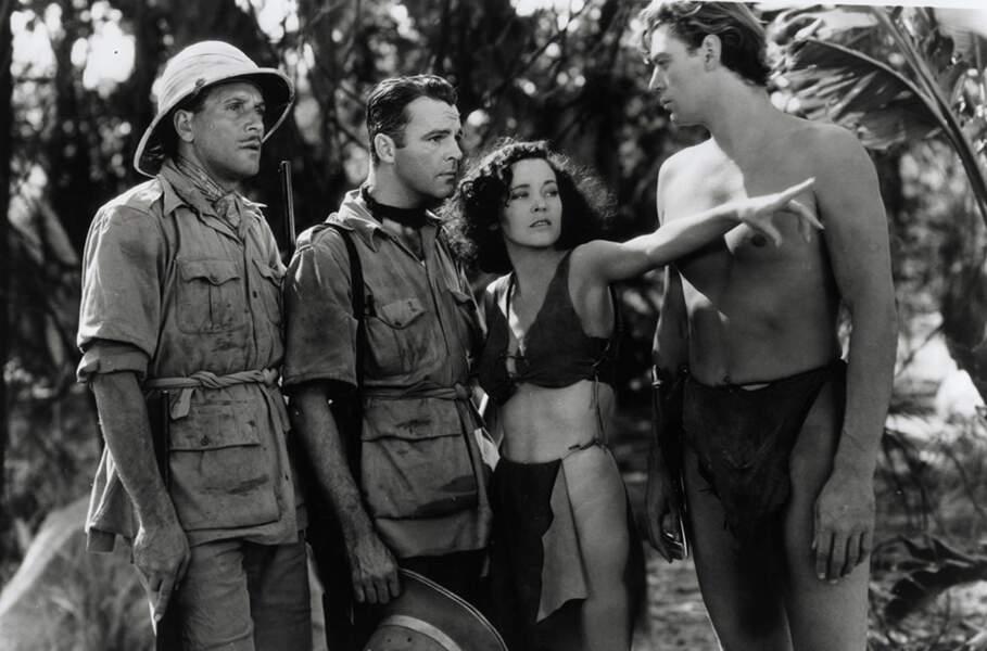 Que se passe-t-il ? Tarzan est à l'écoute.