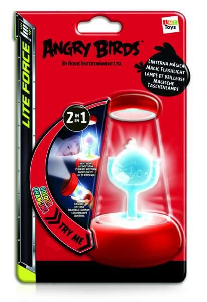 Lampe veilleuse pour enfants Angry Birds