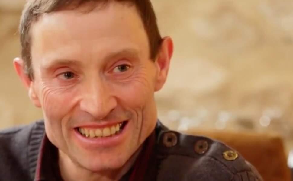 Eric, l'éleveur de vaches allaitantes de la saison 11, avait reçu Françoise lors de l'émission