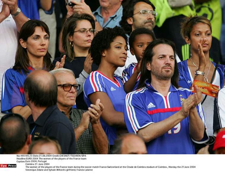 Francis Lalanne, premier fan des Bleus !