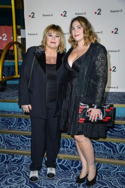 Michelle Bernier et sa fille Charlotte Gaccio
