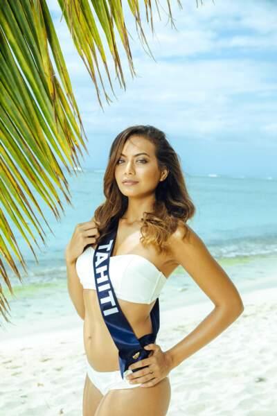 Vaimalama Chaves, Miss Tahiti