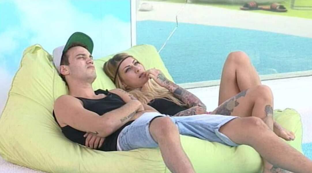 Julien et Fanny (Secret Story 6)
