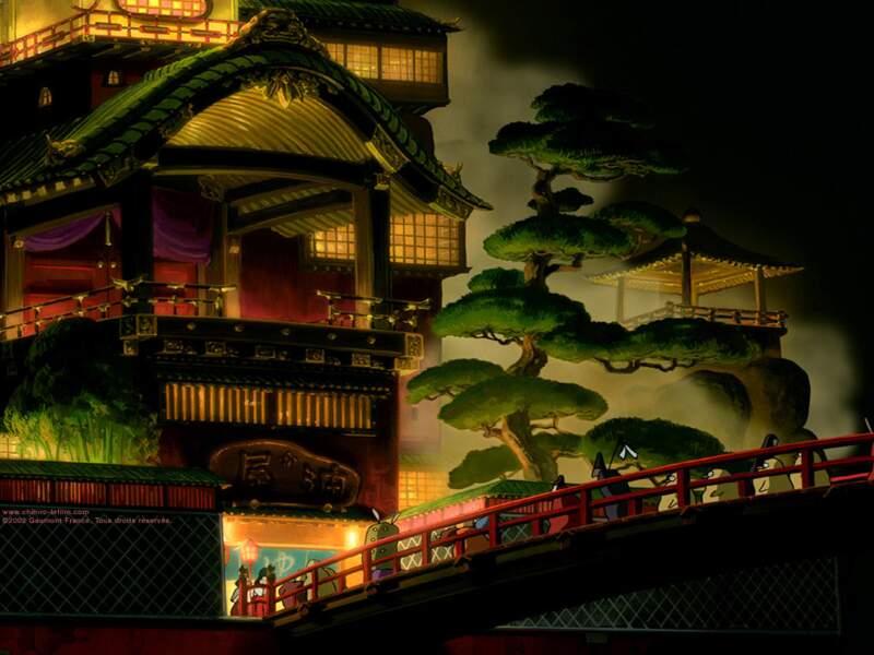 Le voyage de Chihiro (2001) : Miyazaki revisite les légendes japonaises traditionnelles