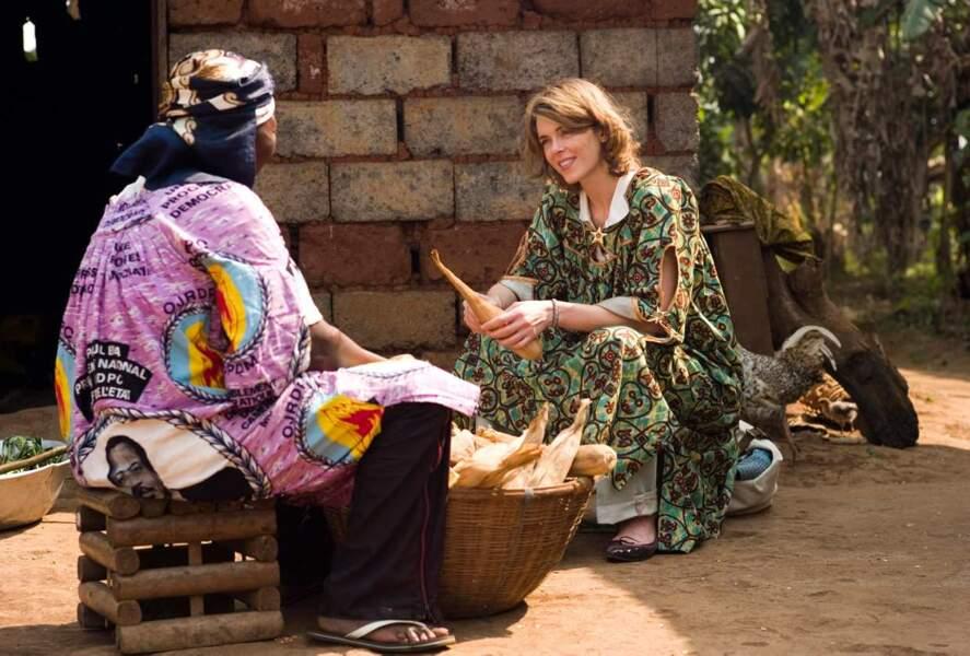 ... et là, au Cameroun.