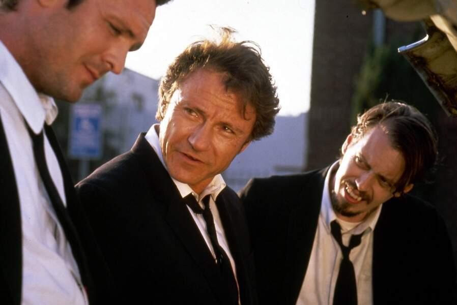 Au casting de cette bande de truands, on retrouve Harvey Keitel, Tim Roth, Michael Madsen et Steve Buscemi