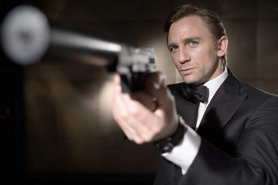 Numéro 2 - James Bond