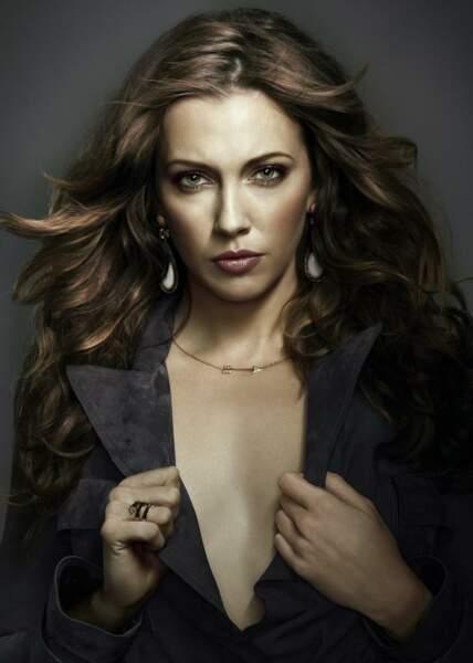 Katie Cassidy alias Laurel Lance, l'ex-petite amie d'Oliver Queen dans Arrow