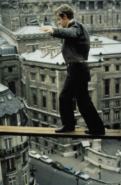 1975 : pour Peur sur la ville, Jean-Paul Belmondo retrouve Henri Verneuil à la réalisation.