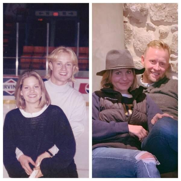 Depuis 25 ans, Candace Cameron Bure (La Fête à la maison) a le même Valentin !