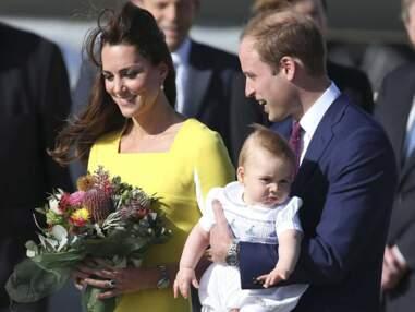 Kate Middleton : Reine du style aux côtés de William et de leur adorable George