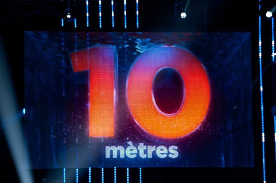 10 mètres, le plus haut