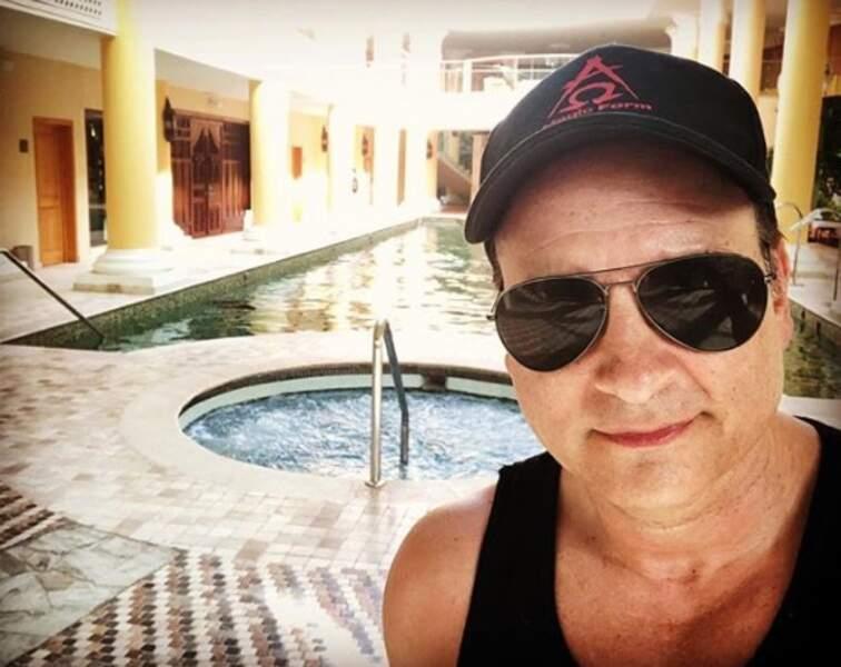 Au Mexique, Jean-Marc Généreux a enfilé sa tenue de touriste.