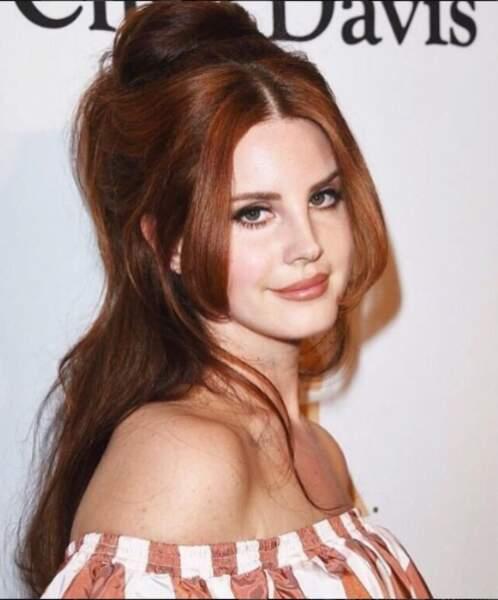 Lana Del Rey mise en beauté...