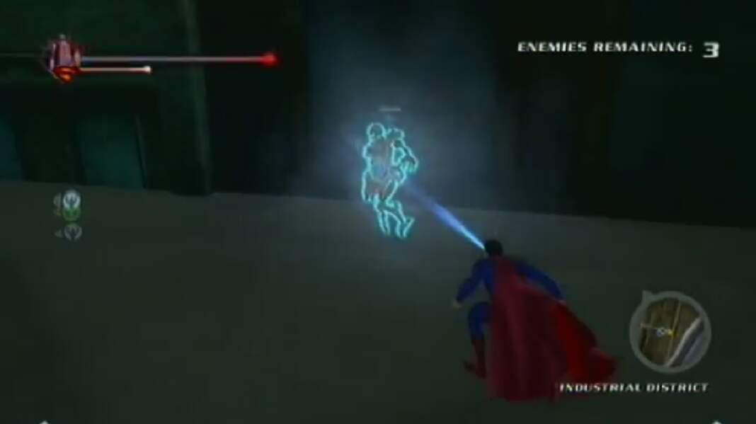 2006 - Superman Returns (PlayStation 2, Xbox, Xbox 360 et Gamecube)