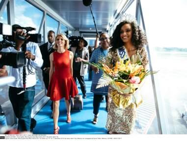Miss France 2017 : de retour dans sa Guyane natale