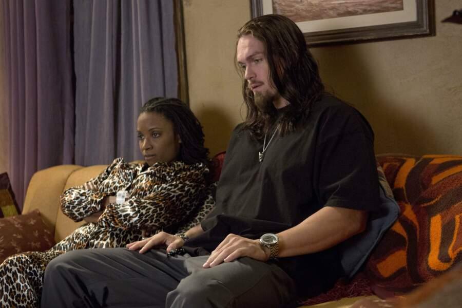 En ce qui concerne Veronica et Kevin, leurs deux voisins/meilleurs amis, il y a UNE grosse différence...
