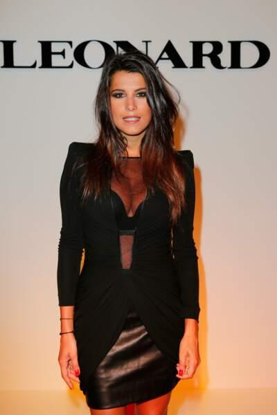 Karine Ferri la joue beaucoup plus sexy !